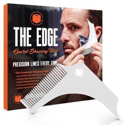 Wild Willies   THE EDGE Beard Shaping Tool