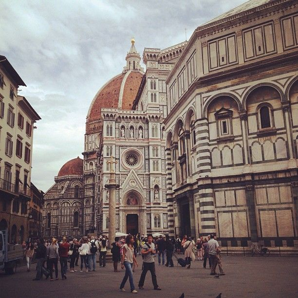 firenze. the most beautiful city in the world
