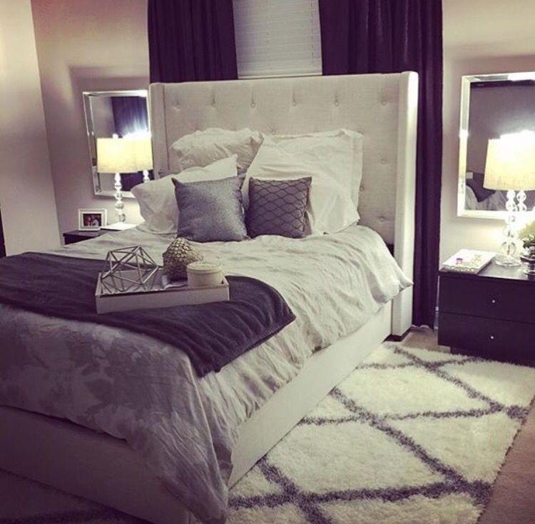 The bedding is nice | Home bedroom, Home, Dream bedroom