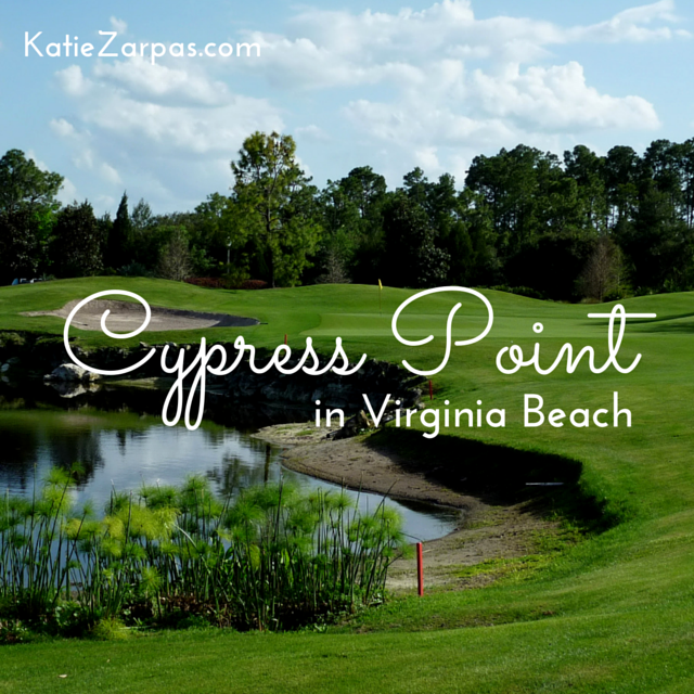 Cypress Point, a golf course community in northwest