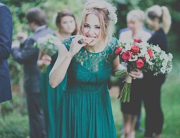 31 Dazzling Green Wedding Ideas