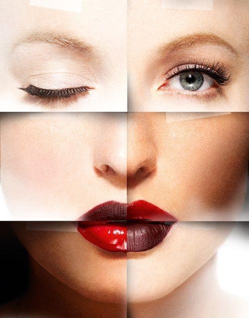 #lipstick #makeup #eyeliner #eyeshadow #eyebrows