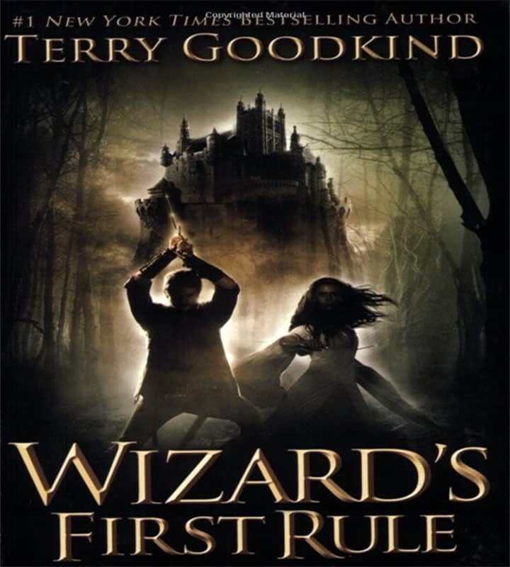 WIZARDS FIRST RULE PDF