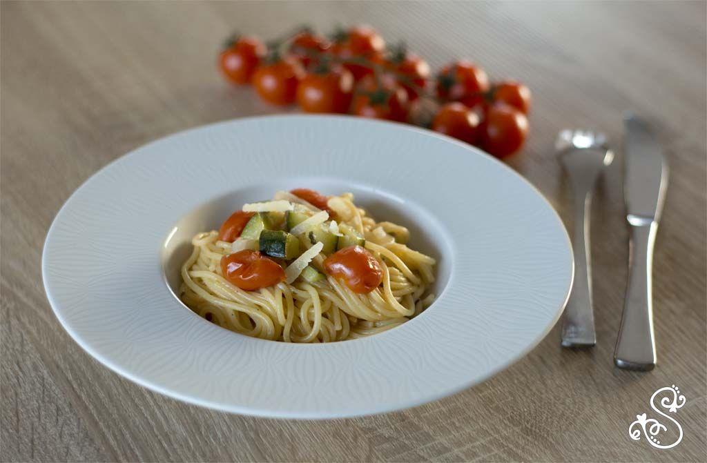 Stephopoloc !One pan pasta, one pot pasta, des pâtes dans un seul plat !
