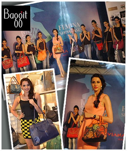 Colorful and trendy Collection at the Femina Fashion Show in VivianaMall.