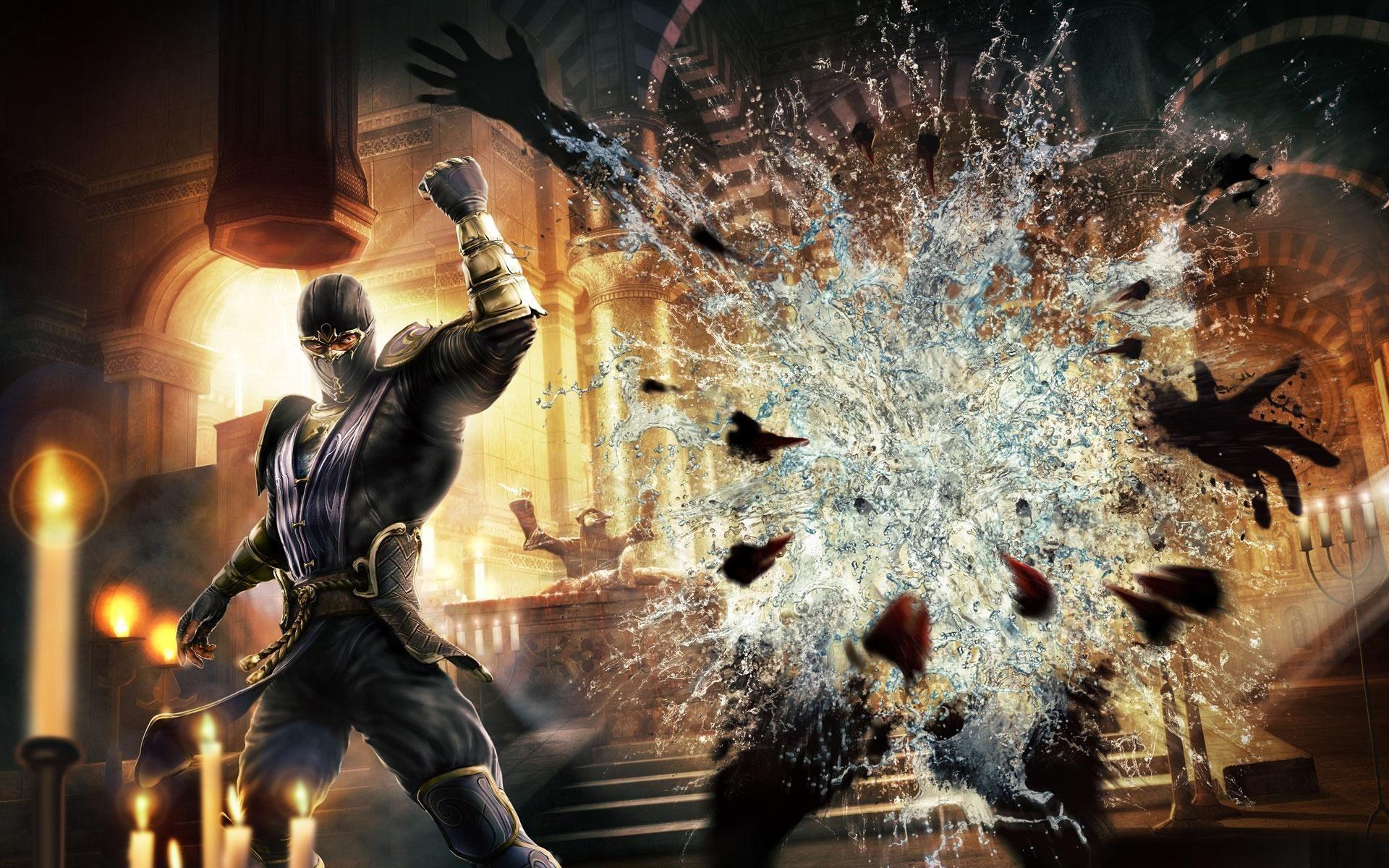 Mortal Kombat Fatality HD Wallpaper | 999HDWallpaper