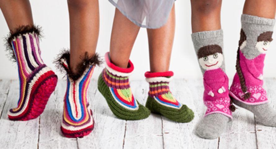 Syksyiseen sukkakisaan tuli toinen toistaan ihanampia sukkia. Lahjoitettujen 137 sukkaparin myyntitulot ovat osana HelsinkiMissionin...
