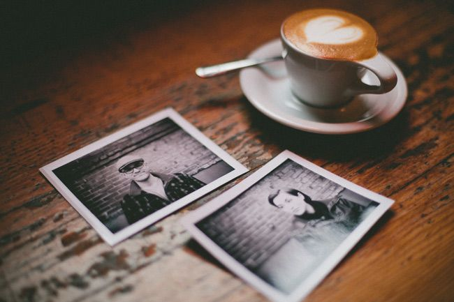 Coffee + photos
