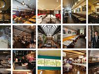 The Manhattan Heatmap: Where to Eat Right Now | NYC | Pinterest ...