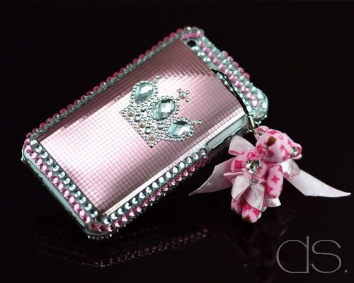 Girly phone case fit for a princess