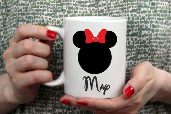 Disney Mugs| Disney Wedding| Bridal Shower Gift| Mickey Mouse Mug| Minnie Mouse Mug| Coffee Mug Anniversary Gift - Couple's Mugs #disneycoffeemugs