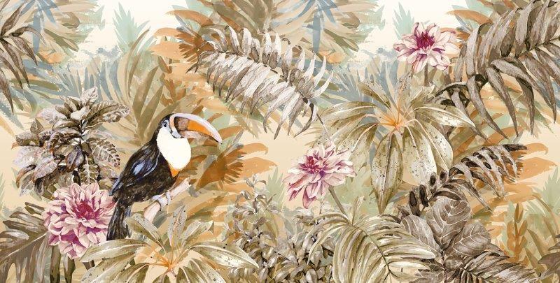 ESOTICA Carta da parati tropicale jungle Carta da