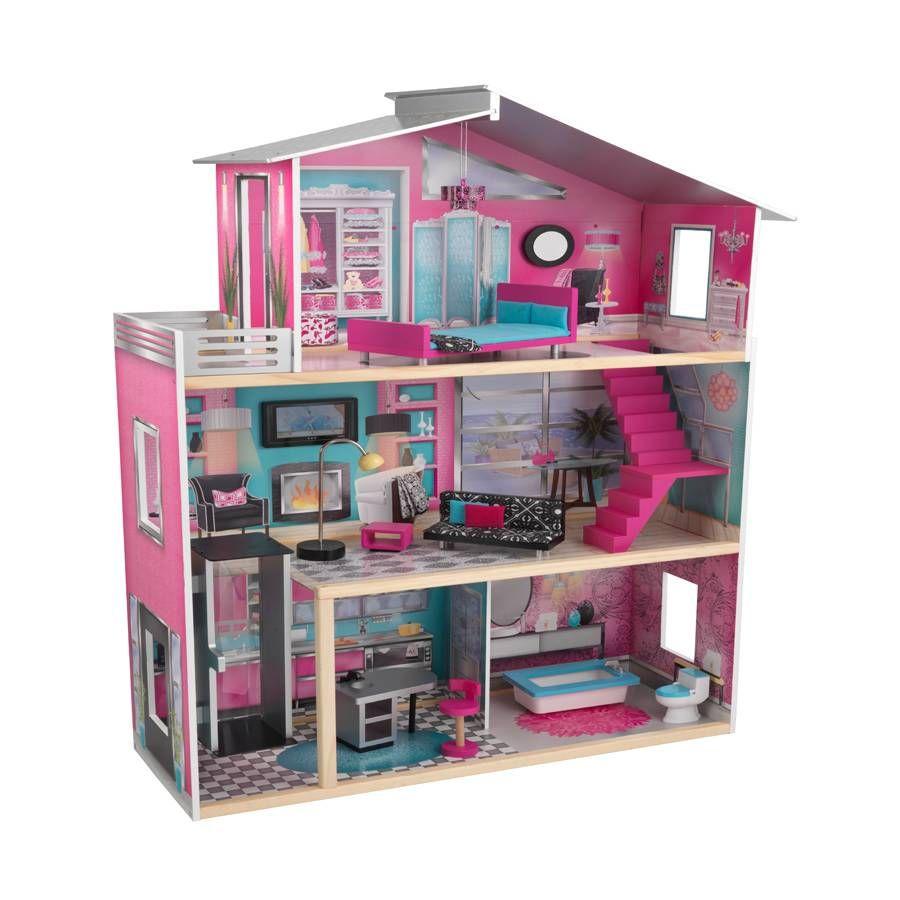 Imaginarium Modern Luxury Doll House | ToysRUs Australia