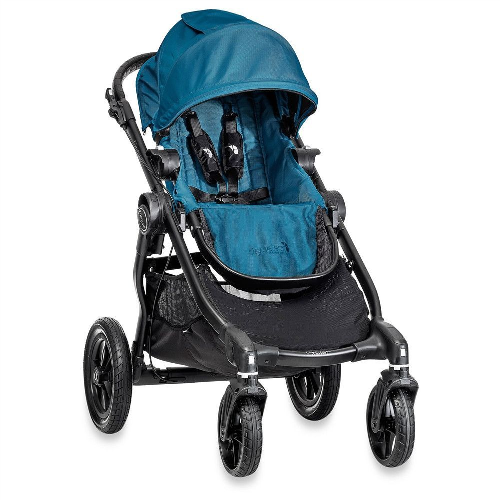 Baby Jogger 2014 City Select Single Teal w/ Black Frame