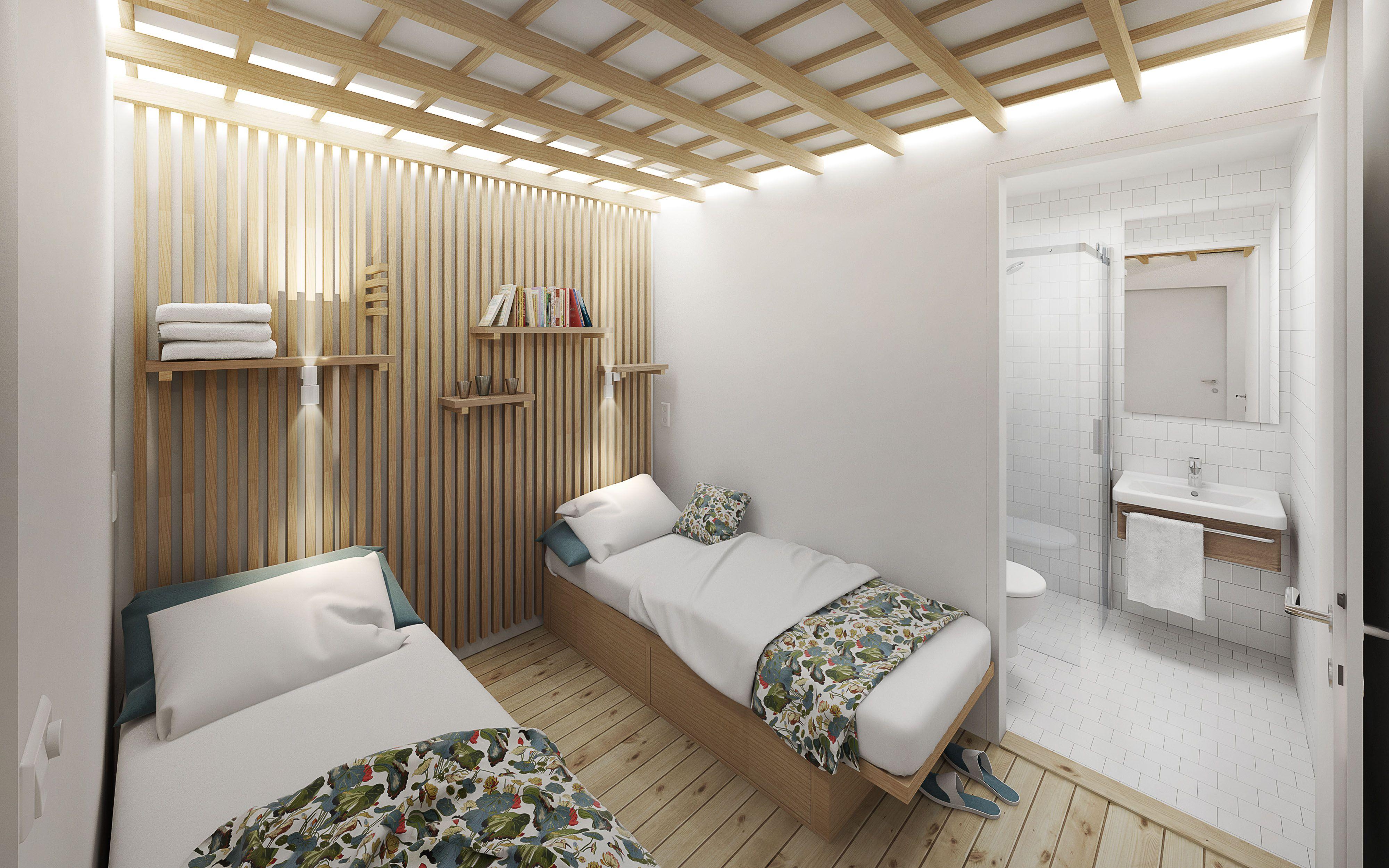 Dream hotellin rakentaminen alkaa! · Studio Puisto