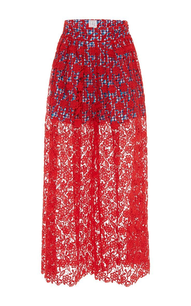 0efafa01b Delicate skirt - cute photo in 2019 | Skirts | Stella jean, Skirts ...