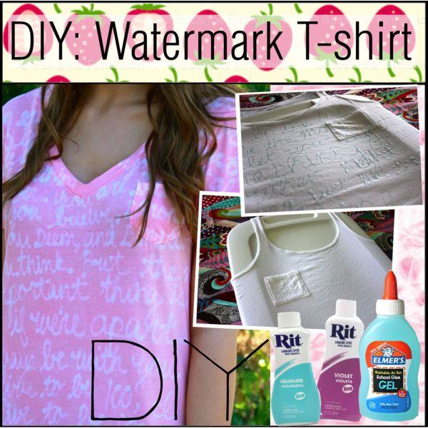 Watermark Logo Long Sleeve TShirt (Closeout Color) Long