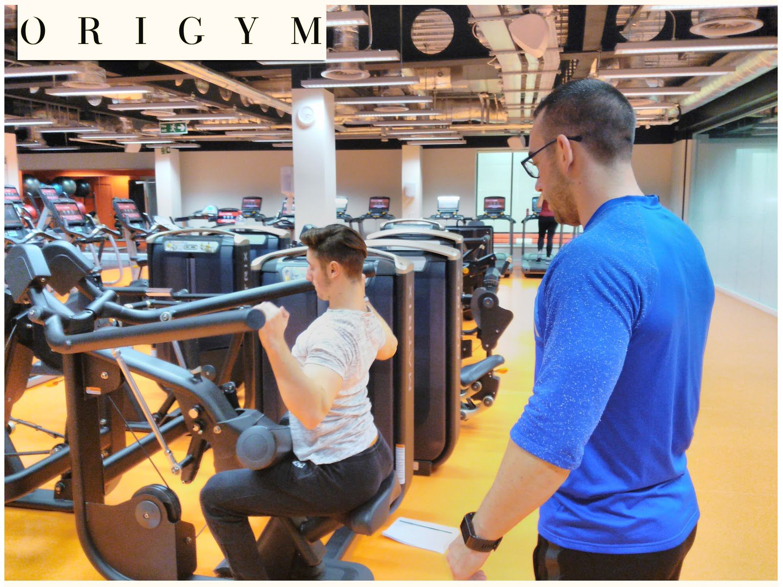 Image result for OriGym fitness courses