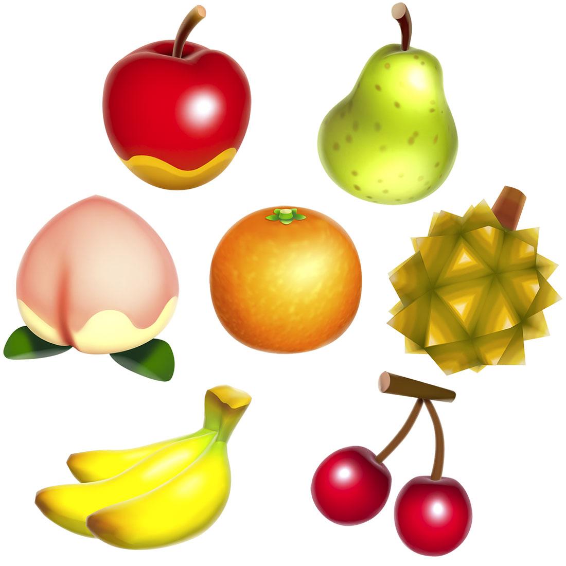 Acnl Fruit Fruit Animals Animal Crossing Animal Crossing 3ds
