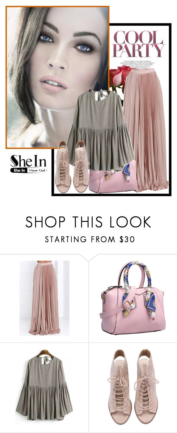 """Shein contest"" by sabine-rose ❤ liked on Polyvore featuring Giorgio Armani and shein"