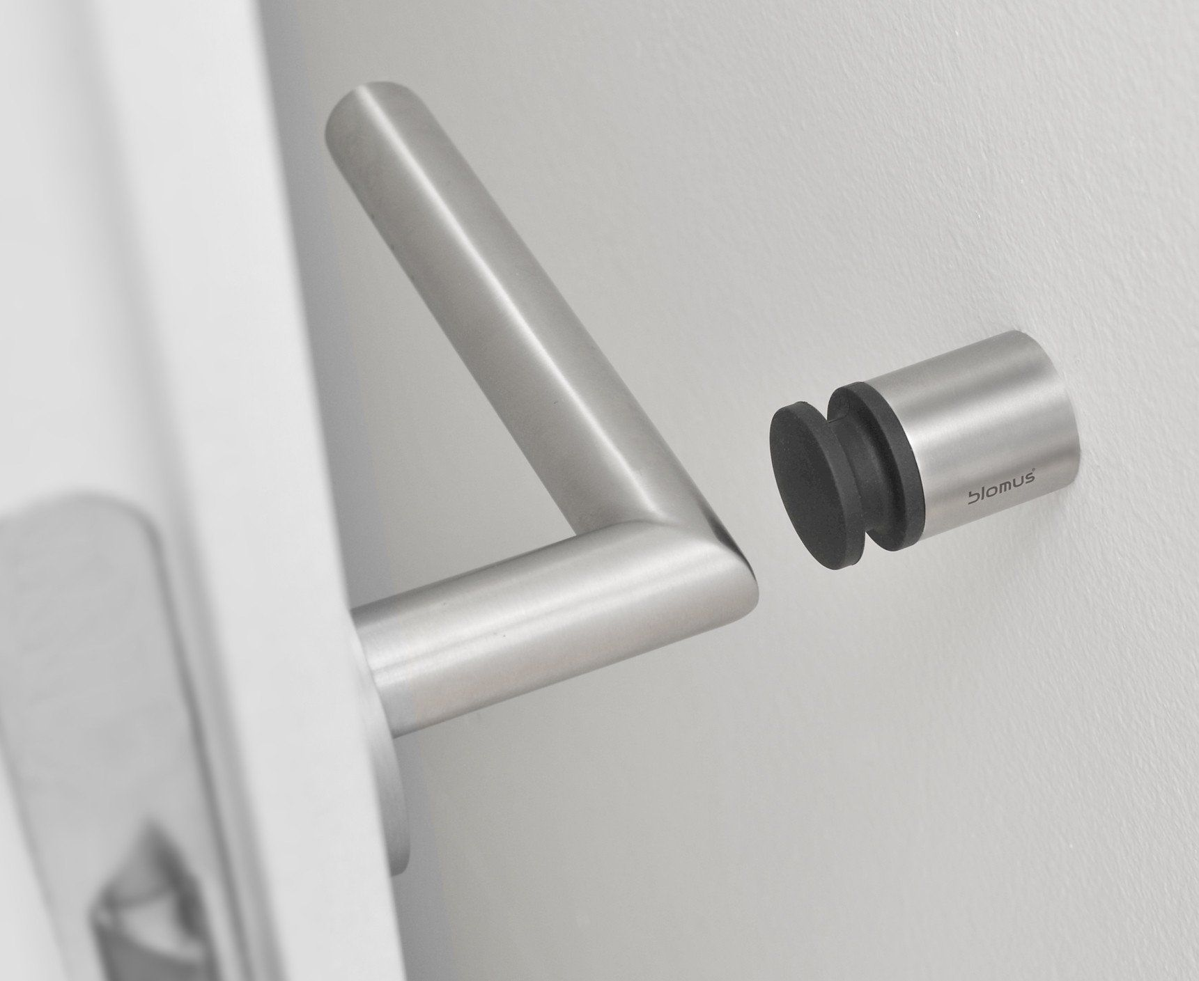 Wall Mounted Doorstop 4 Cm In 2020 Door Stop Wood Doors Interior Wooden Doors