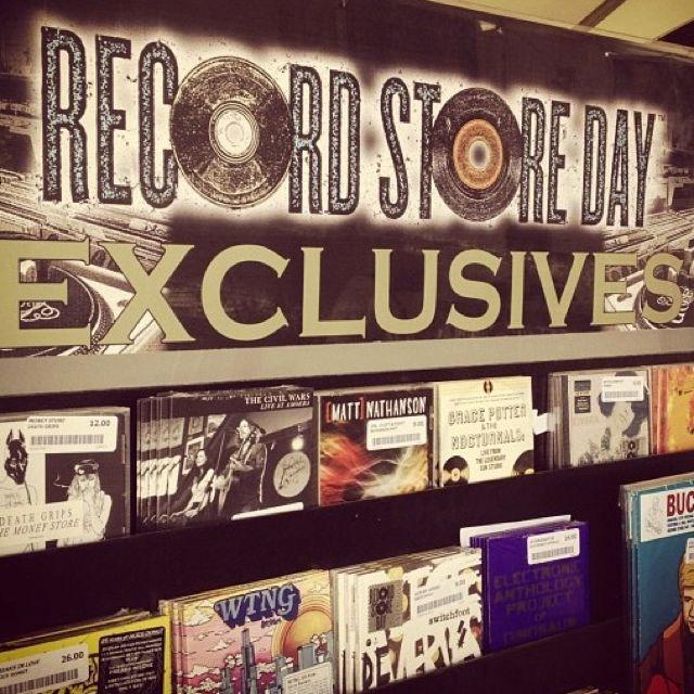 Record Store Day @ #coachella #RSD
