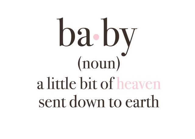 Baby Quotes Newborn Quotation Images With Quotes Pinterest