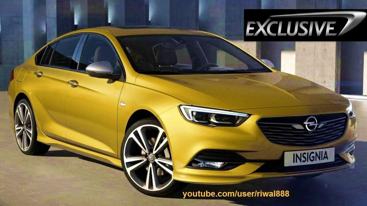 New Opel Insignia Grand Sport Exclusive Exclusive Color Options Hd Opel Insignia Sports