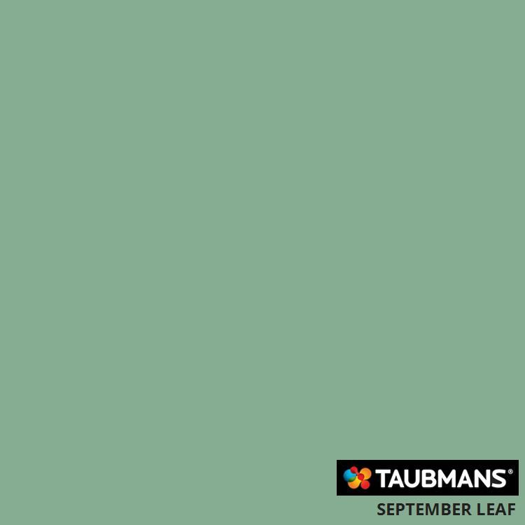 #Taubmanscolour #septemberleaf