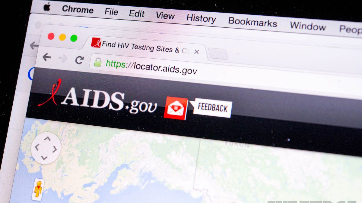 Federal AIDS website insecurely transmitted user locations for years