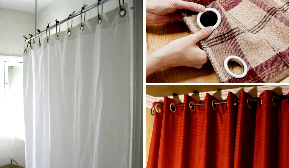 23 Como hacer cortinas faciles y economicas