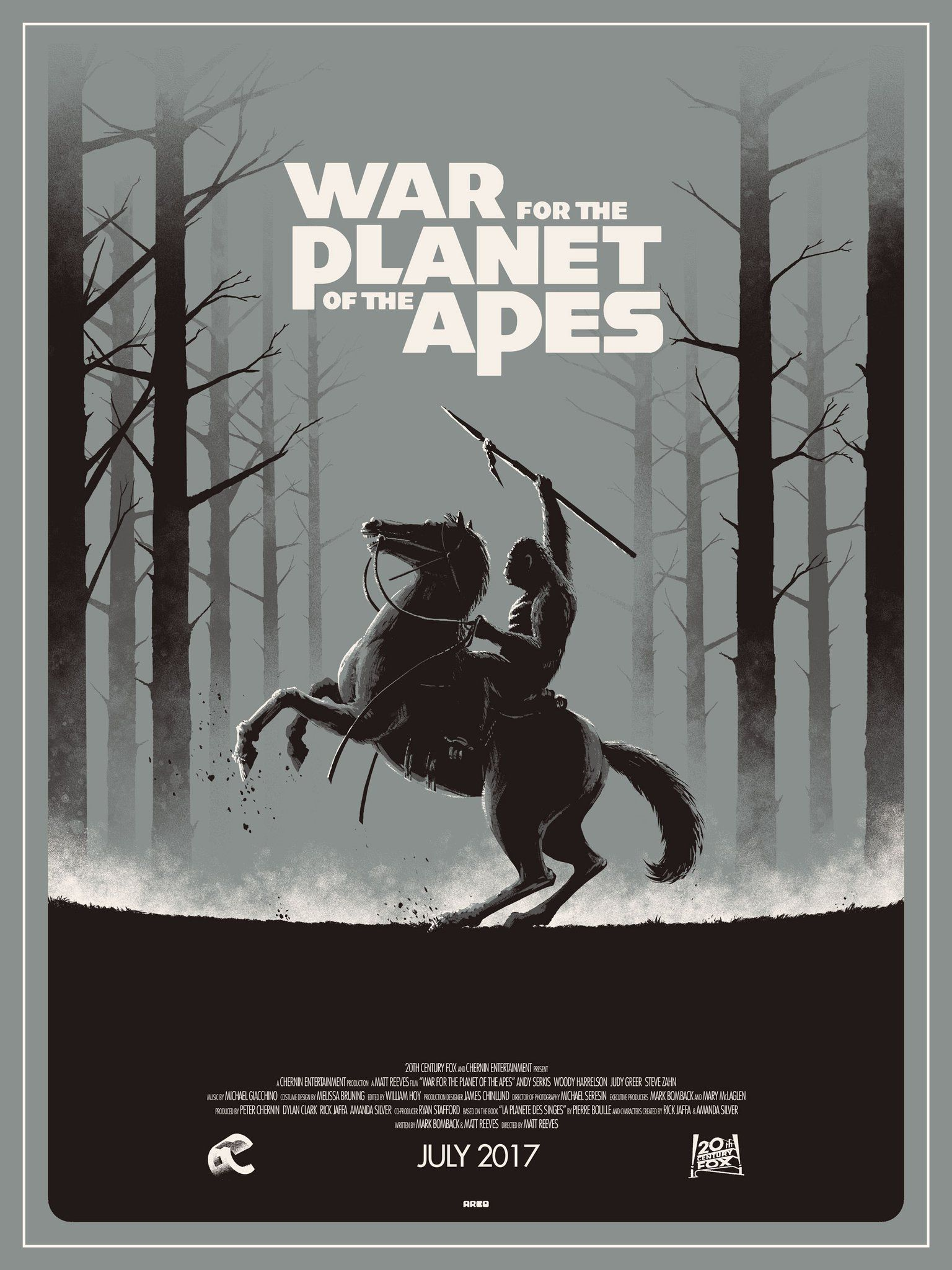 War For The Planet Of The Apes 2017 1536 X 2048 Planet Of The Apes The Planet Of The Apes Movie Posters