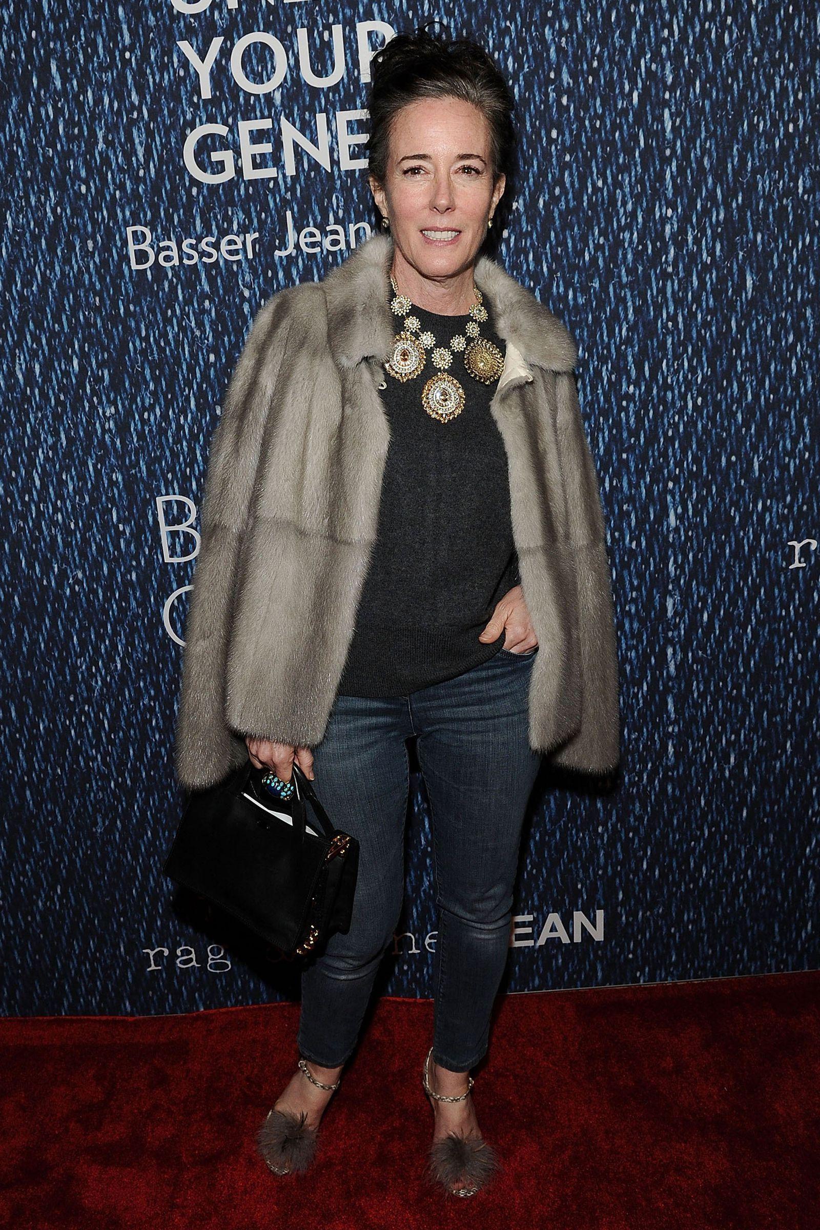 Remembering Kate Spade S Stylish Life In Photos Fashion Fashion Designer S Kate Spade Handbags