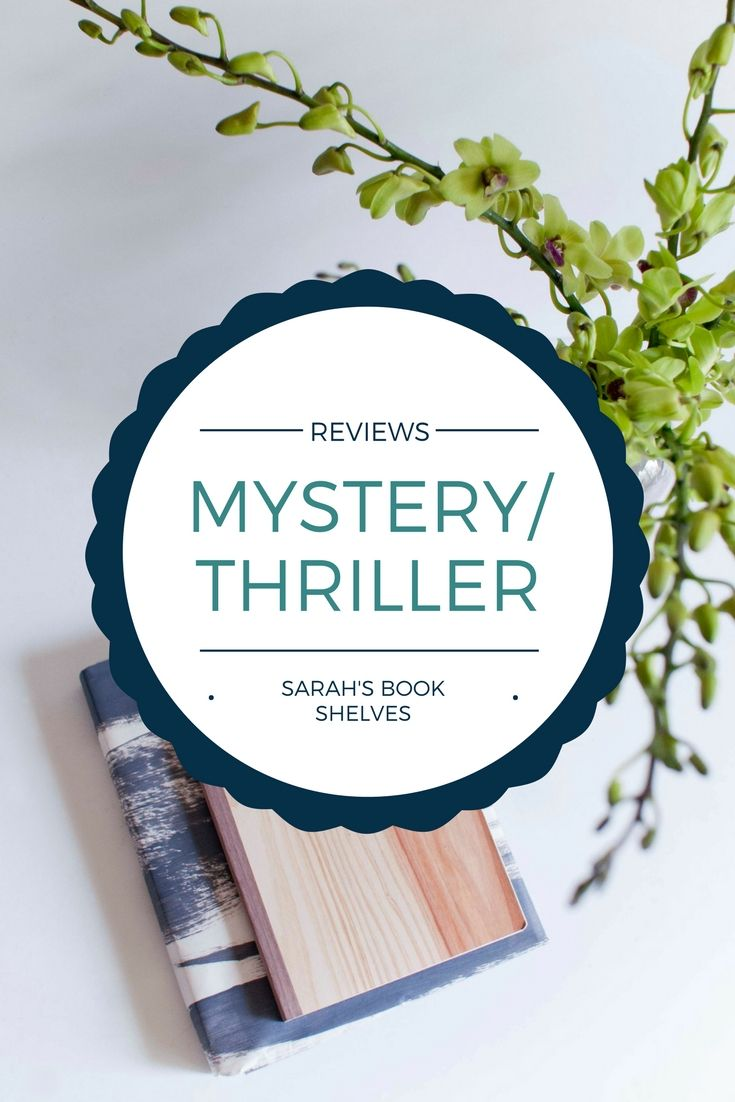My reviews of mysteries / thrillers, plus some of my favorite book reviews written by others, and awesome mystery / thriller book lists. #book #booklover #pageturner #bookworm #bookreview #reading