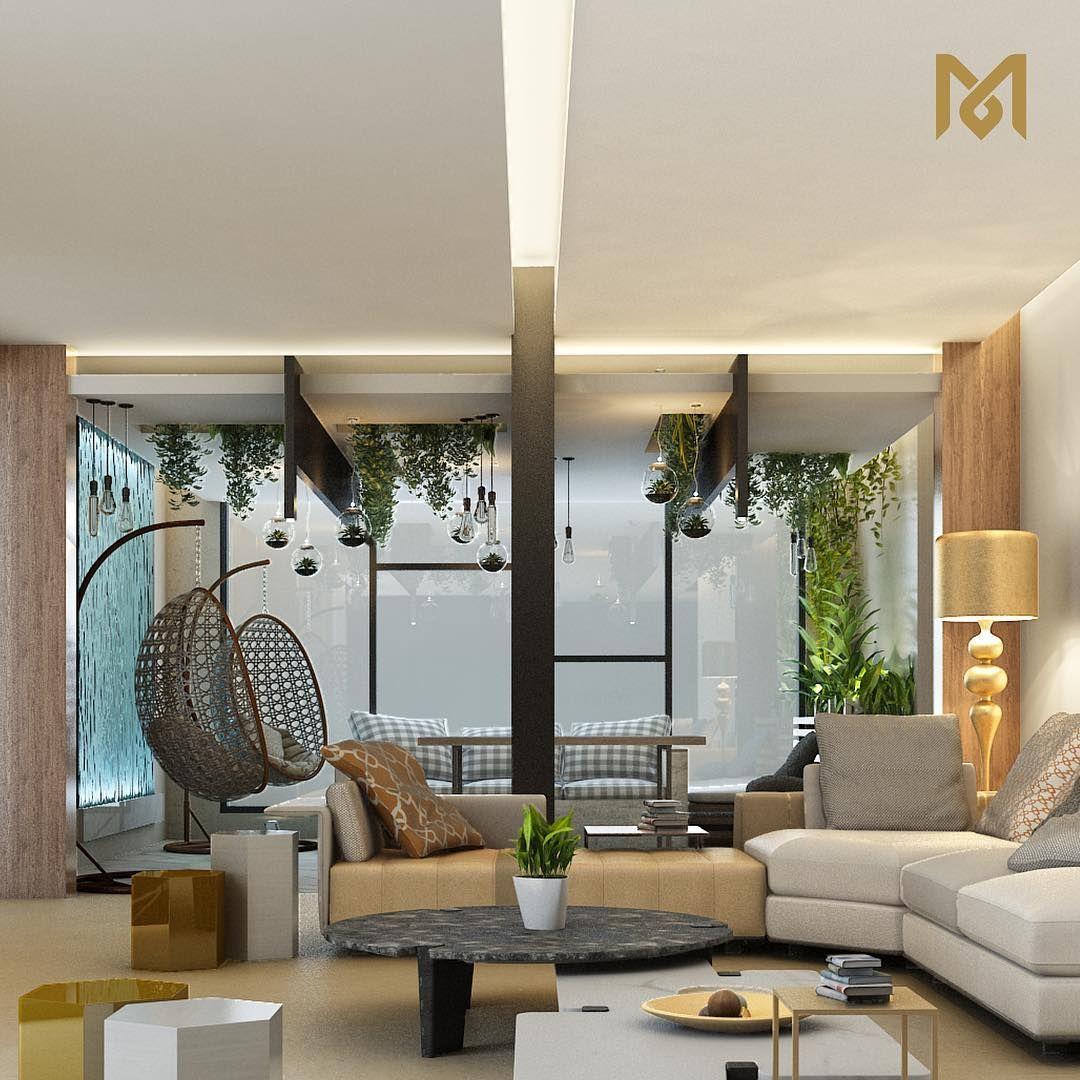 Villa by Plot Area: 500 sqm Location: - House Decor Ideas 2019 ...
