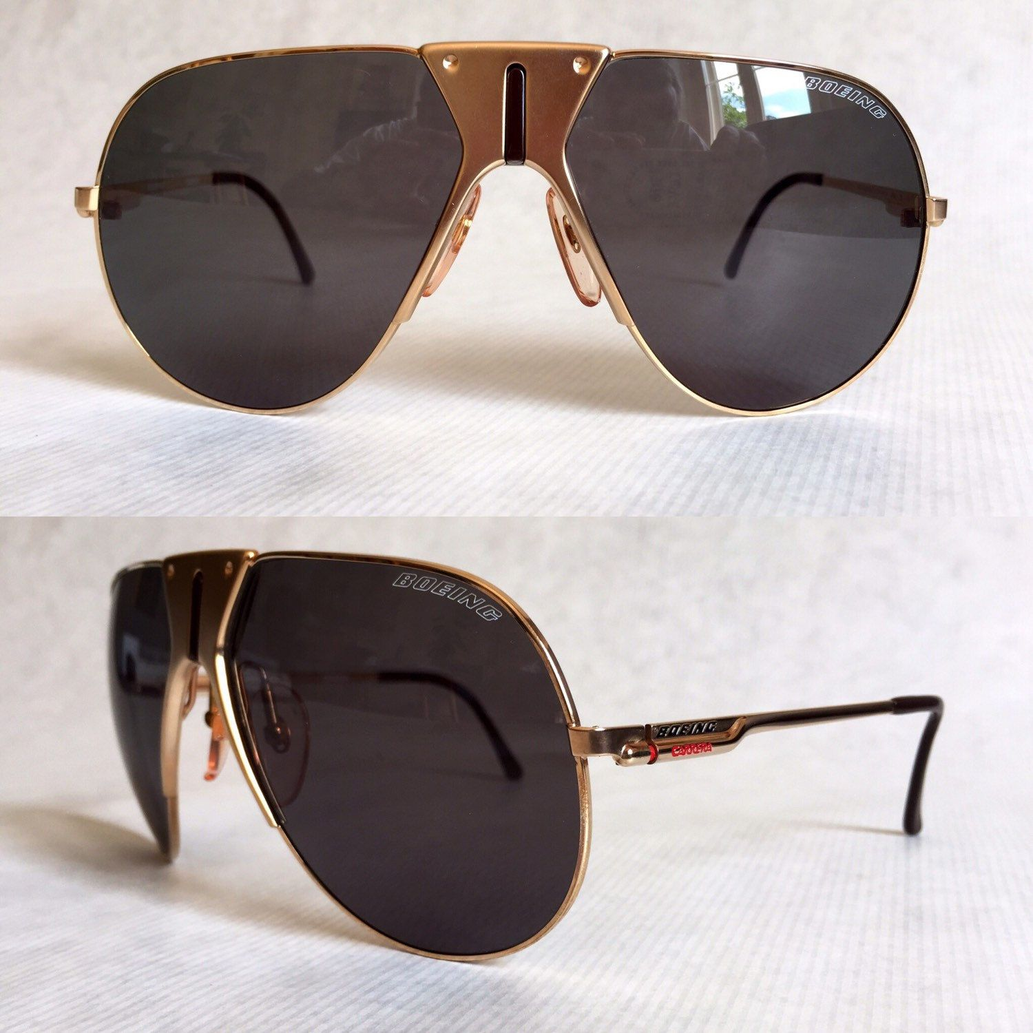 5cf9b071500 Bowing 5701 Large NOS Vintage Sunglasses