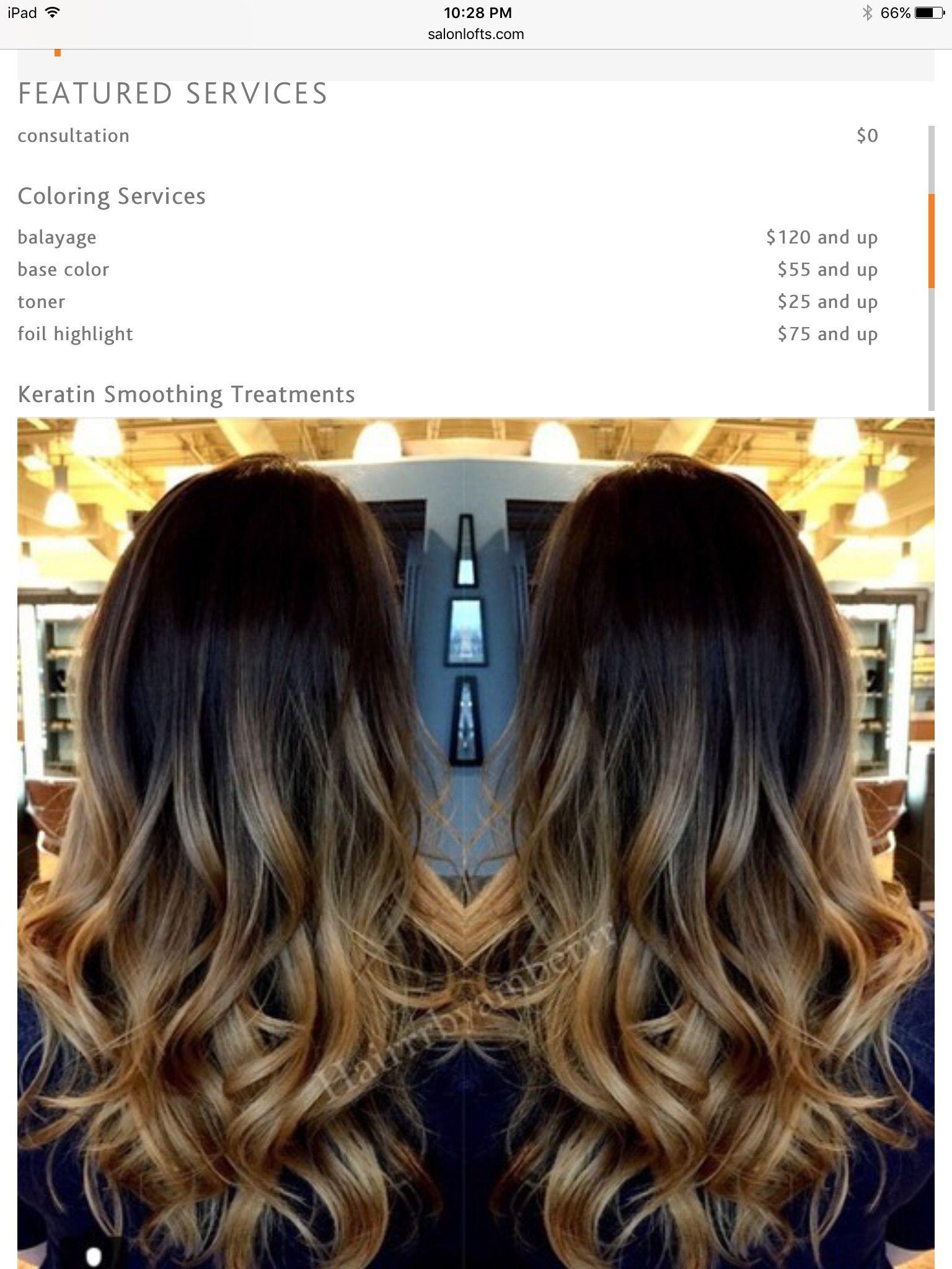 Pin by Mani on Beauty - Hairstyles   Keratin smoothing treatment, Smoothing treatment, Hair styles