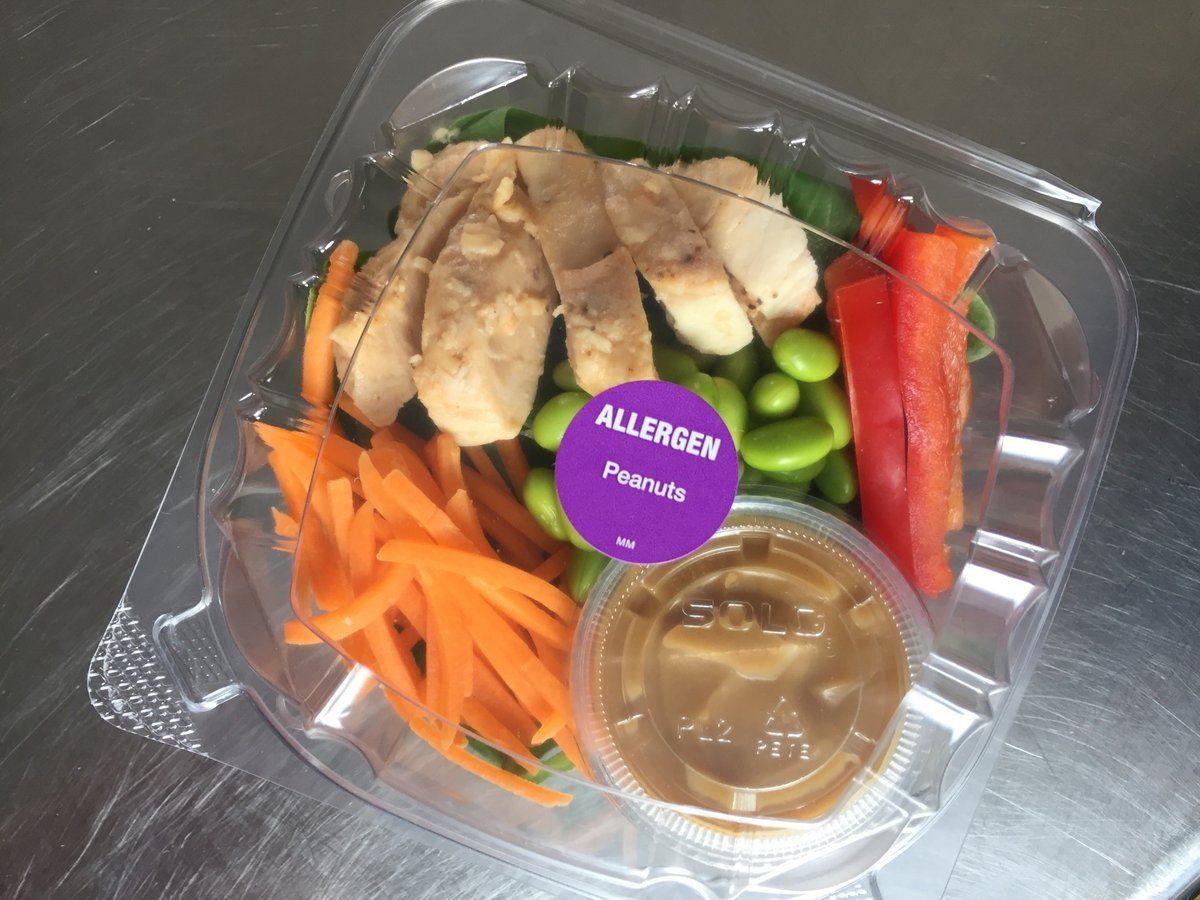 Video: Preparing Peanut Sauce Safely for @SchoolLunch #salads http://www.youtube.com/watch?v=x-BaaObAXe0 #allergyawarenessweek @PeanutRD @PeanutFarmers #ad