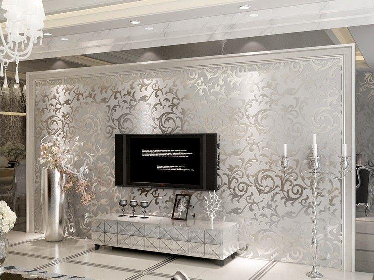 Papel parede para sala pesquisa google wallpaper - Decoracion de papel para paredes ...