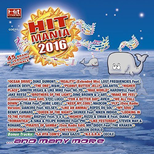 "#Musica online su #Amazon ""Hit mania dance 2016"""