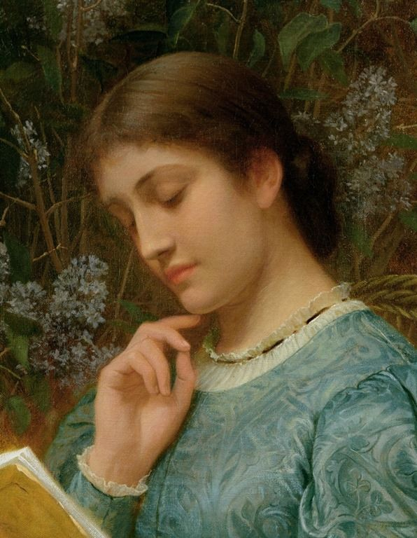 charles-edward-perugini-girl-reading.jpg (596×768)