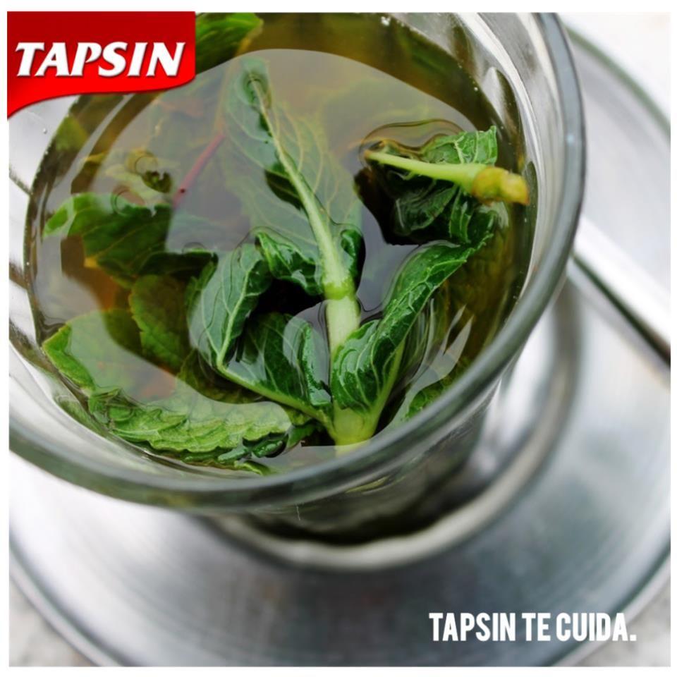 El té de menta es un analgésico natural, recomendable para
