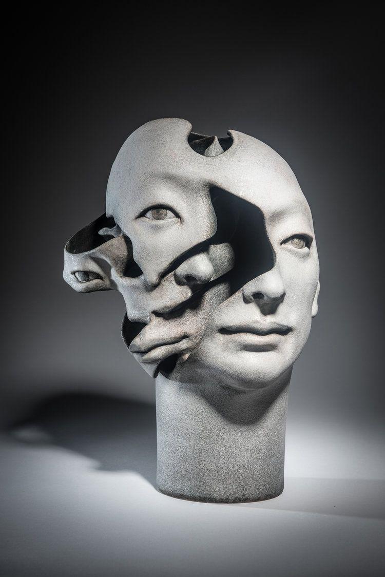 Haejin Lee Sculpture Art Art Assignments Lovers Art