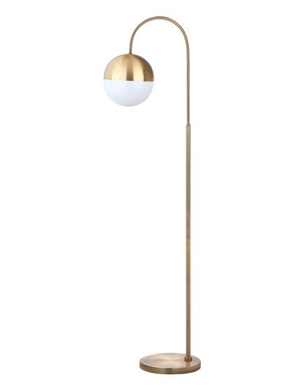 Jonas floor lamp by safavieh at gilt