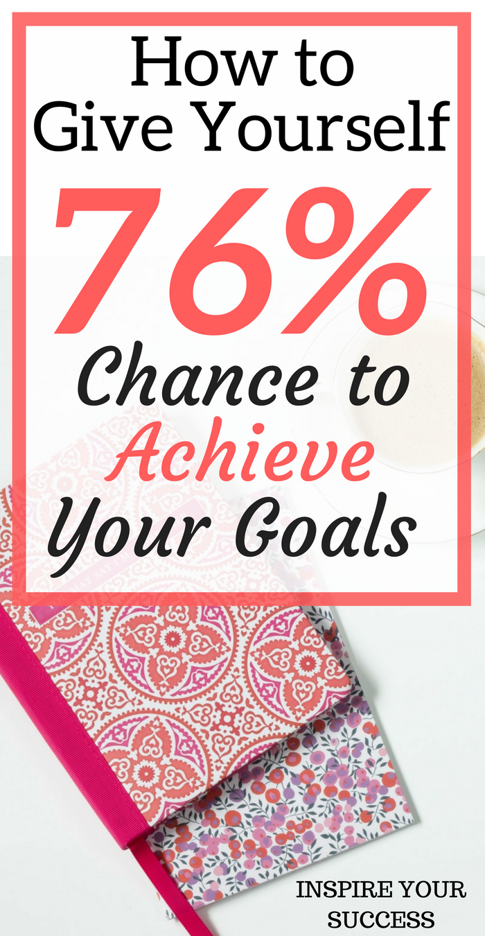 The Actual Science of How to Set Goals and Achieve Them