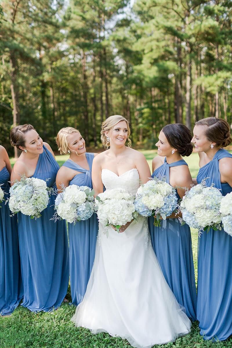 Rustic Farm Virginia Wedding | Barn wedding, Wedding ...