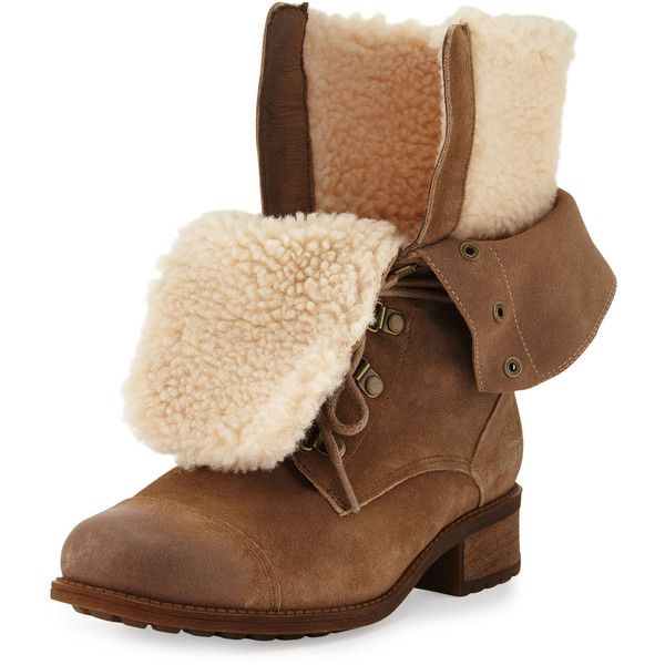 a3101db7419 Ugg Gradin Convertible Hiker Boot ($200) ❤ liked on Polyvore ...