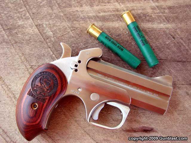 Image detail for -... Colt/ .410 Shotshell Snake Slayer: The Derringer Perfected
