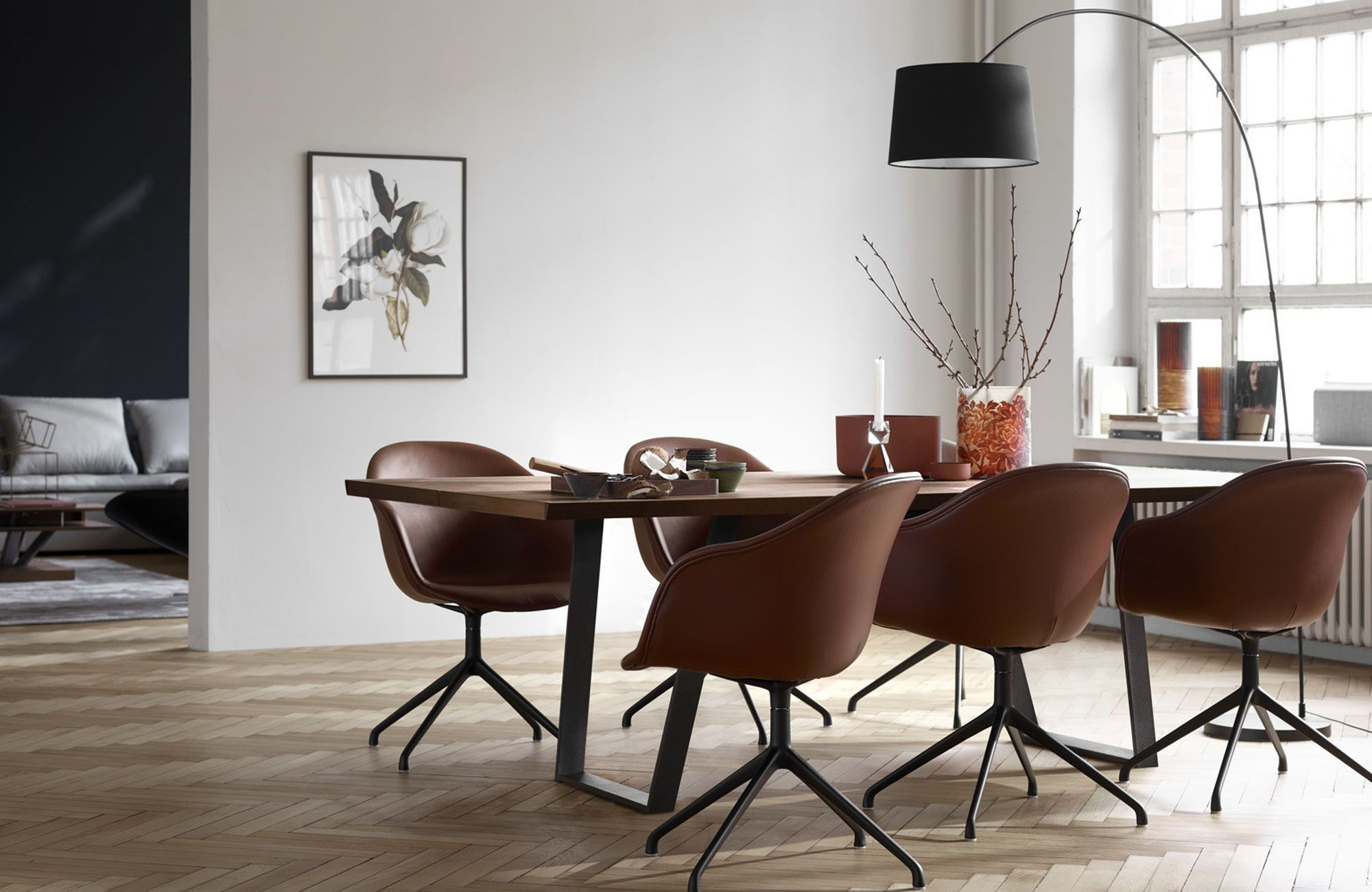 Bo Concept Adelaide Chair Dining Chairs Farmhouse Dining Rooms