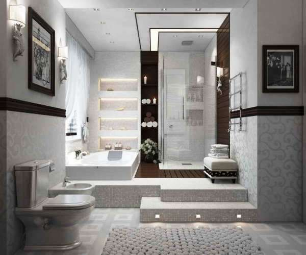 Small Basement Bathroom Design Ideas Bathroom Design Pinterest Stunning Basement Bathroom Design Minimalist